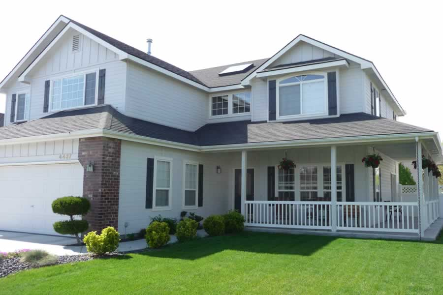 Home Exterior Paint Work - Home-exterior-painting